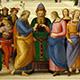 Raffaello-Perugino-Sposalizio-della-Vergine 3