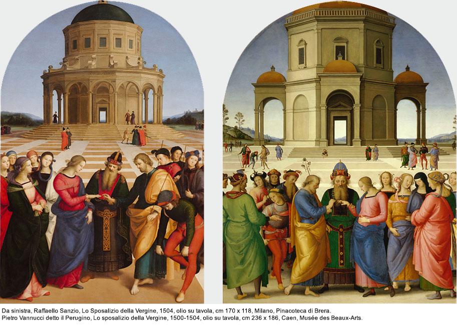 Raffaello-Perugino-Sposalizio-della-Vergine