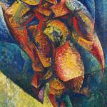 Umberto Boccioni Corpo umano