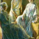 Umberto Boccioni Tre donne